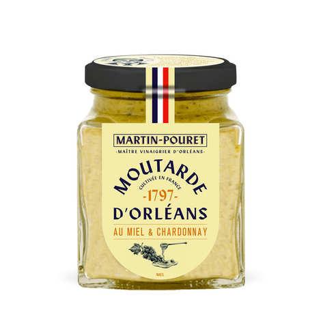 Martin Pouret - Moutarde d'Orléans Miel et Chardonnay