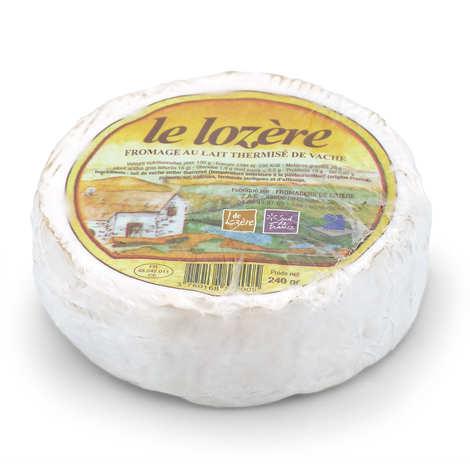 Fromagers de Lozère - Duo Lozère - Le Lozère - fromage au lait de vache