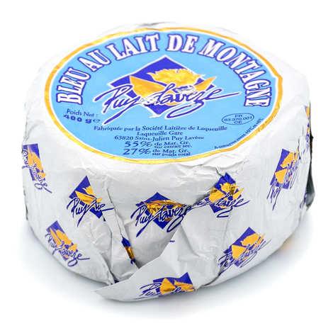 Société Laitière de Laqueuille - Puy Lavèze - Mountain Milk Blue