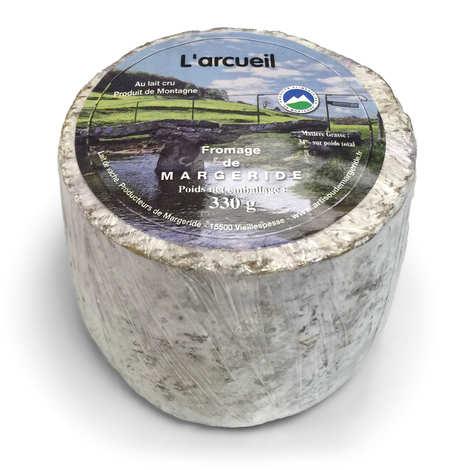 Artisou de Margeride - L'Arcueil - Fromage fermier au lait cru de vache