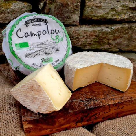 Fromagerie Gardon - Le Campalou Bio - Cantal cheese with raw milk