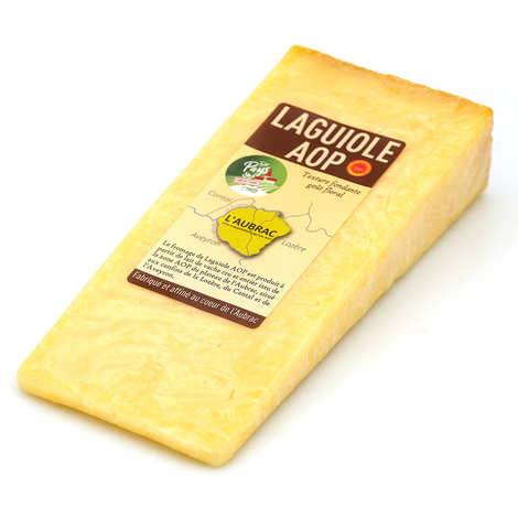 BienManger.com - Laguiole 4 mois - Fromage de vache AOP