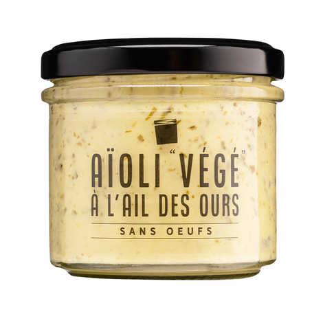 """Maison Bigand - Bear's Garlic """"Vege"""" Aioli"""