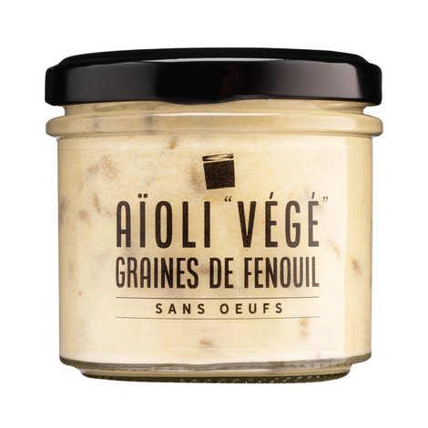 """Maison Bigand - Aioli """"Végé"""" aux Graines de Fenouil"""