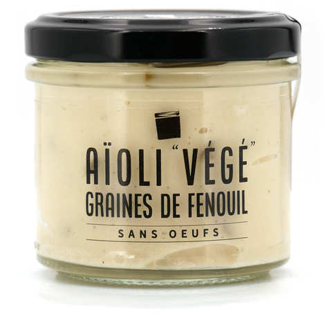"""Maison Bigand - """"Vegetable"""" Aioli with fennel seeds"""