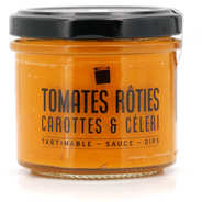 Roasted Tomato, Carrot and Celery Sauce