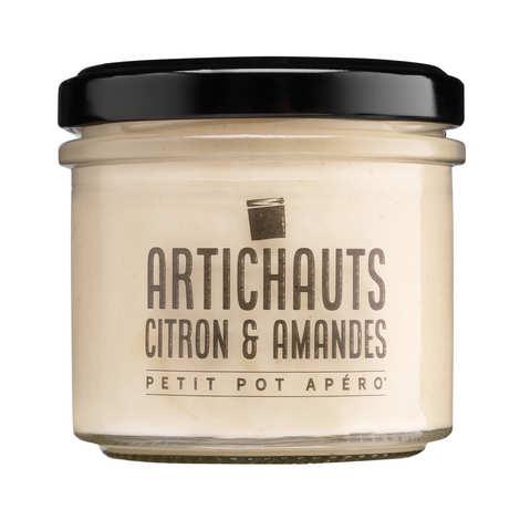 Maison Bigand - Artichoke, lemon and almonds sauce