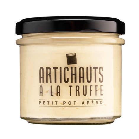 Maison Bigand - Artichoke and truffle sauce