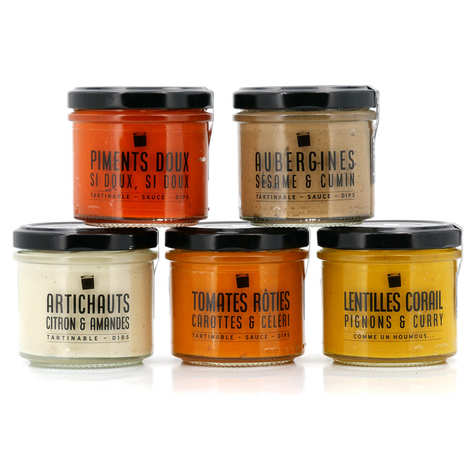 Maison Bigand - Discovery Offer 5 Petits Pots of Maison Bigand