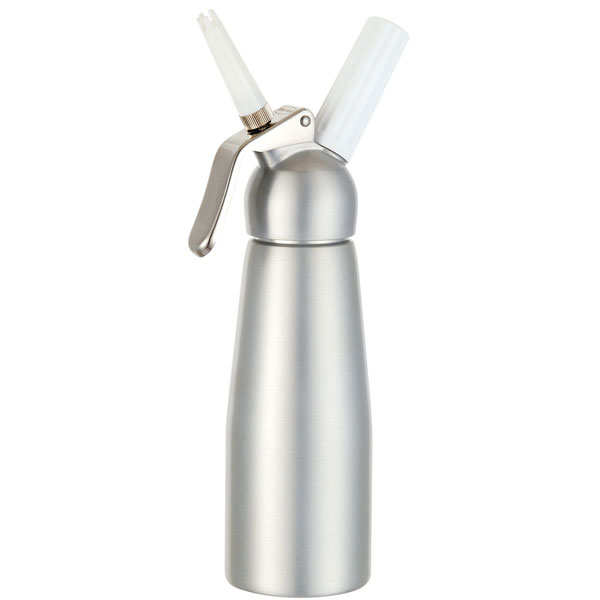 Siphon Mastrad 0.25L pour espumas et chantilly