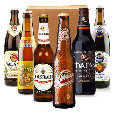 - 6 Beers April Discovery Box