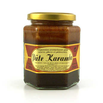 "Soripa - Pâte de caramel ""Karamba"" pour pâtisserie et desserts"