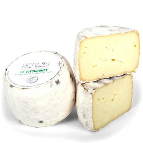 Ferme Seguin - Le Pitchounet - fromage fermier au lait cru de brebis