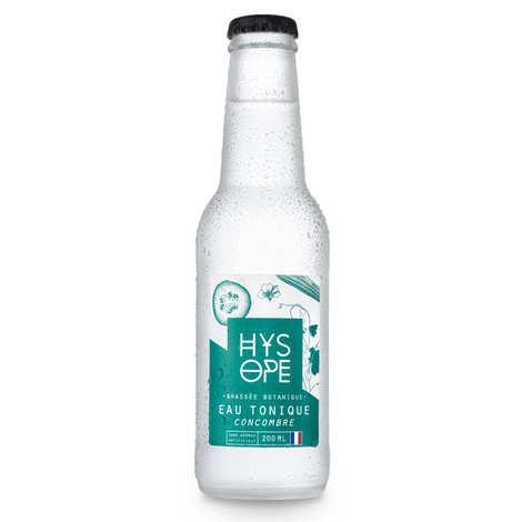 Hysope - Tonic bio et français au concombre