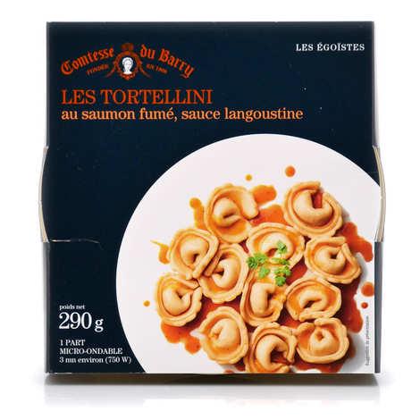 Comtesse du Barry - Tortellini saumon sauce langoustine