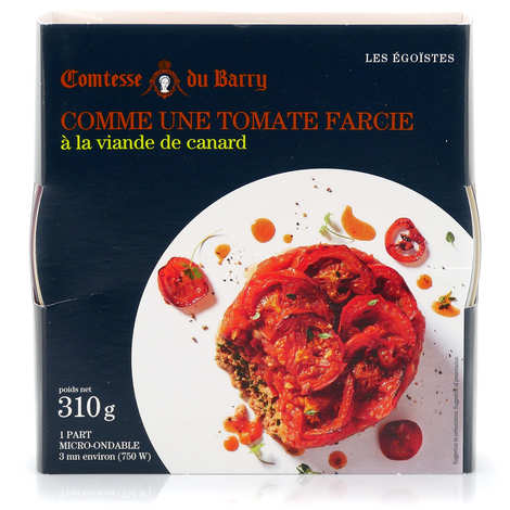 Comtesse du Barry - Like a tomato stuffed with duck meat
