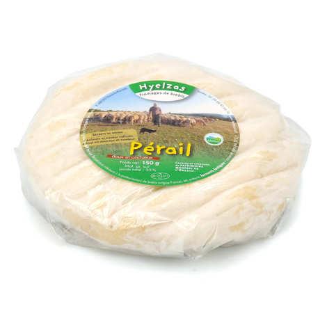 Fromagerie Le Fédou - Ferme de Hyelzas - Le Pérail de Hyelzas - Fromage de brebis de Lozère au lait cru