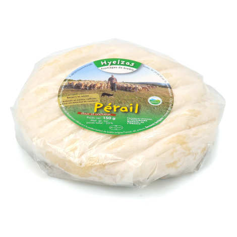Fromagerie Le Fédou - Ferme de Hyelzas - Le Pérail de Hyelzas - Lozere ewe cheese with raw milk