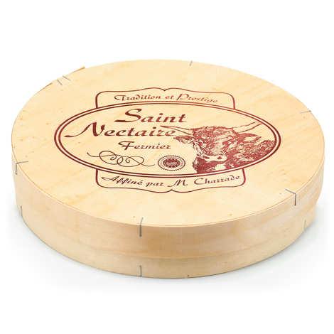 Marcel Charrade - Farm Saint-Nectaire Prestige - Raw Cow Milk Cheese