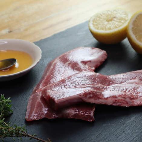 """Maison Bousquet - Colis gourmet de viande """"Veau Label Rouge Aveyron et Ségala"""" 3kg"""
