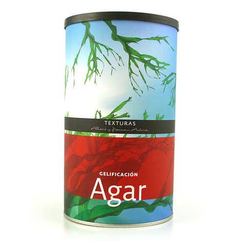 Texturas Ferran Adria - Agar agar - Texturas