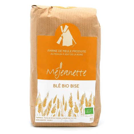 Moulin de la Borie - Organic millstone wheat flour - Méjeanette
