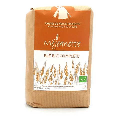 Moulin de la Borie - Organic Whole Wheat Flour from the Causse Mejean