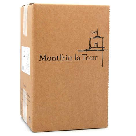 Château de Montfrin - Organic Chateau Montfrin White Wine IGP in 5L BIB
