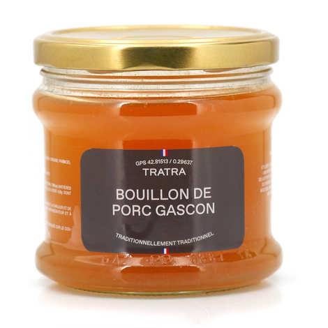 Tratra - Maison de bouches Affables - Bouillon de porc gascon