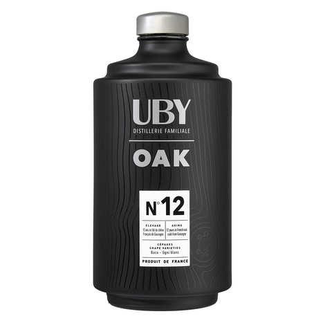 Domaine UBY - Uby Oak n°12 - Armagnac triple casks 12 ans d'âge