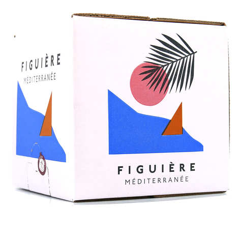 Figuière - Famille Combard - Figuière Méditerranée Rosé wine in 5L Bag In Box