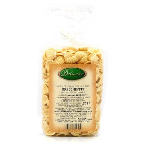Dalmasso - Orecchiette aux œufs (pâtes italiennes)