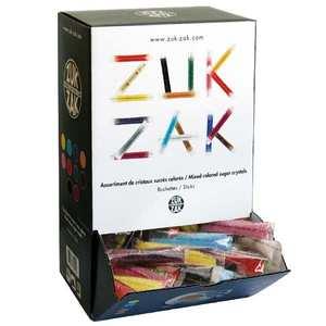 Zuk-Zak - Multi coloured sachets of sugar