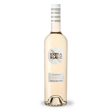 Gerard Bertrand - Extra Blanc Gérard Bertrand - vin blanc du Pays d'Oc