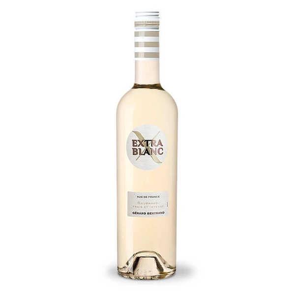 Extra Blanc Gérard Bertrand vin blanc du Pays d'Oc