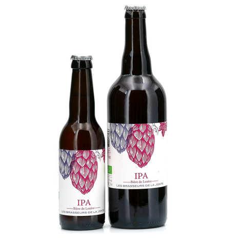 Les brasseurs de la Jonte - Bière IPA bio de Lozère 5.5°