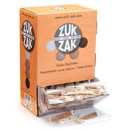 Zuk-Zak - Assortment of sachets of natural sugar