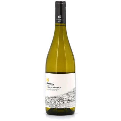 Domaine Gayda - Gayda Collection Chardonnay - Vin blanc IGP du Pays d'Oc