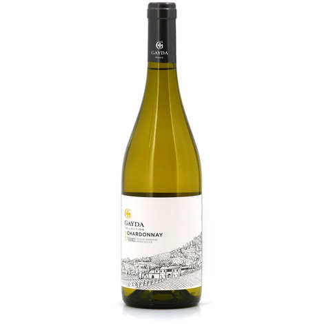 Domaine Gayda - Gayda Collection Chardonnay - White wine from Pays d'Oc PGI