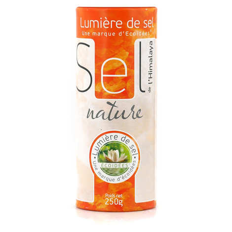 Lumière de sel - Fine table Salt from Himalaya