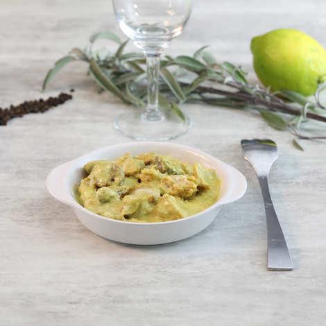 Les Musts Bien Etre - Dieppois-style dish