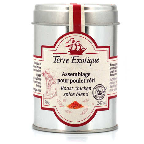 Terre Exotique - Spice mix for roast chicken