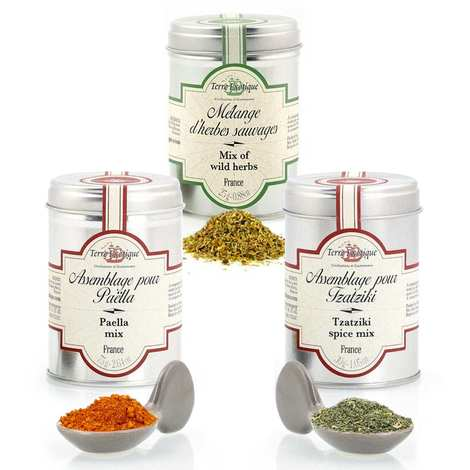 Terre Exotique - Spice blend with summer flavors