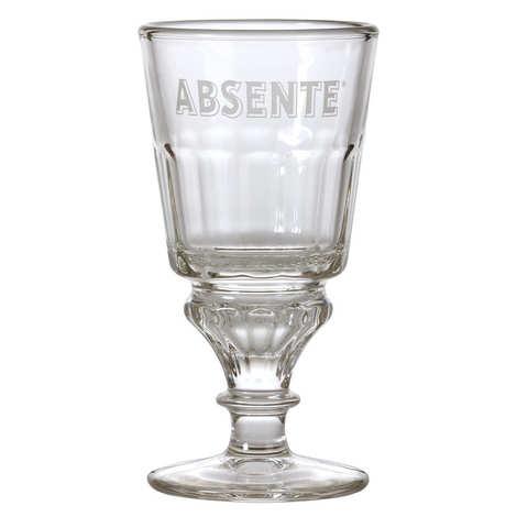 Distilleries et Domaines de Provence - Absente absinthe glass