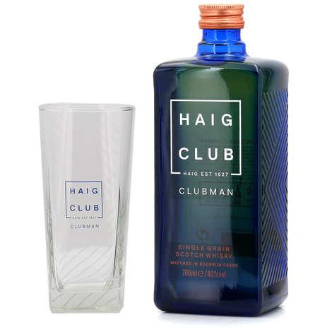 Haig Club - Coffret cadeau Whisky Haig Club + 1 verre