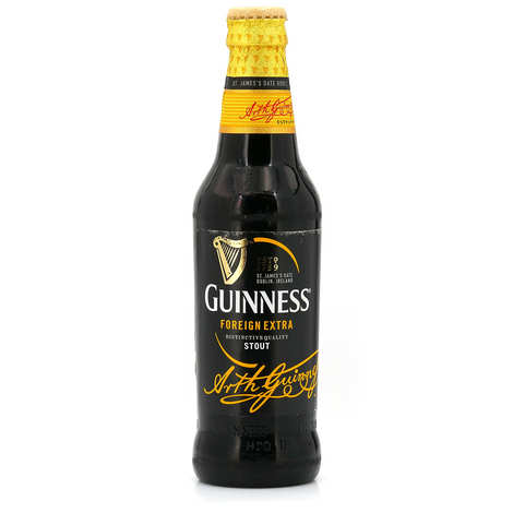 Brasserie Guinness - Guinness Foreign Extra Stout from Togo 7.5%