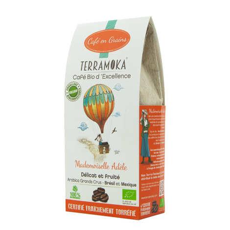 Terra Moka - Adèle - organic grand cru coffee beans