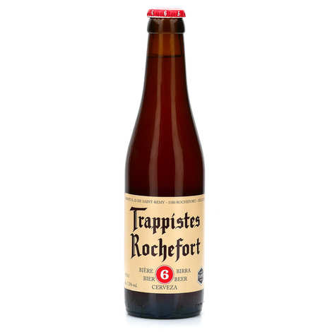 Abbaye Saint Rémy - Trappistes Rochefort 6 - bière belge 7.5%