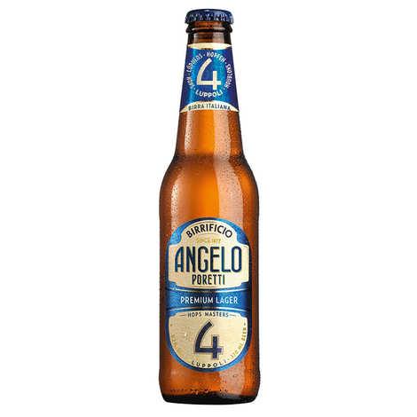 Birrificio Angelo Poretti - Angelo Poretti 4 Lupolli - Italian Beer 5.5%