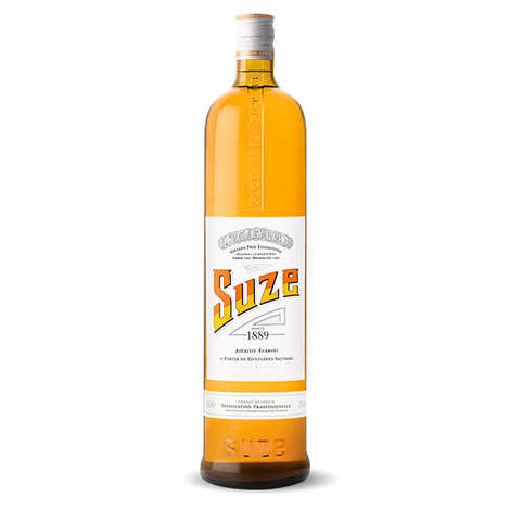 Suze - Suze 15% - the reference for bitter liqueurs